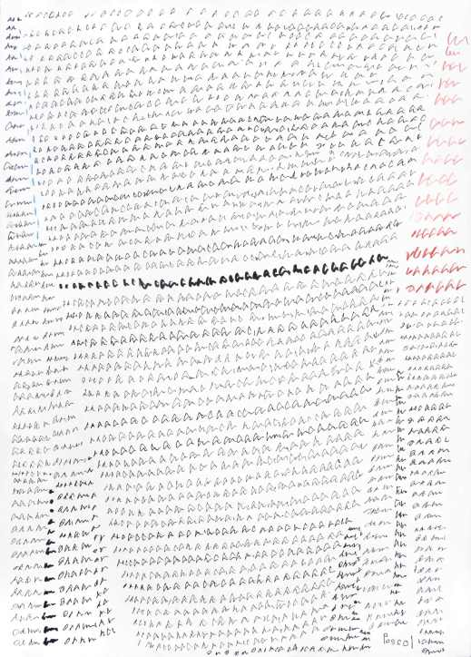 Pascal-Vonlanthen,-Sans-titre,-2014,-Stylo-et-feutres-sur-papier,-70x50_Buch